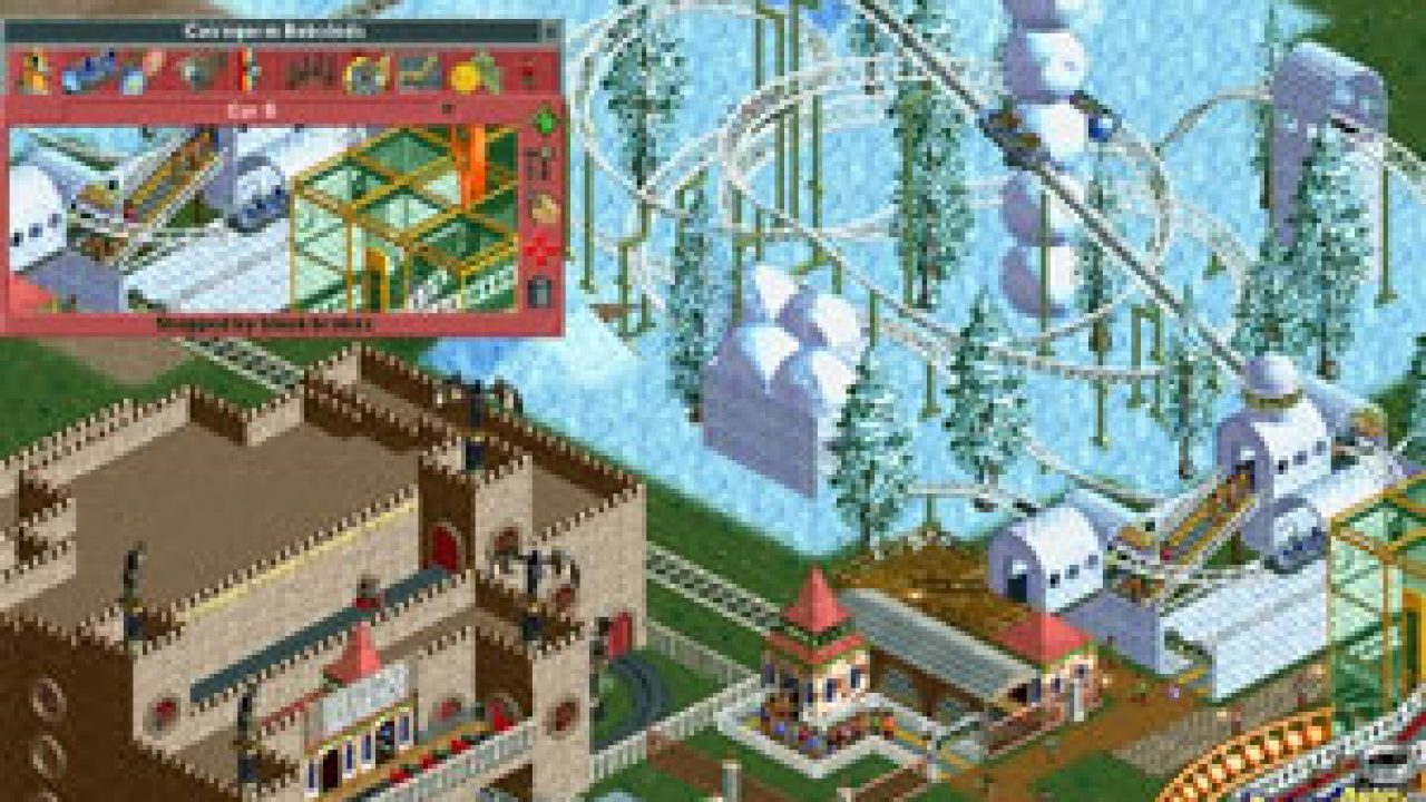 Roller Coaster Tycoon 2 Review - GameRevolution
