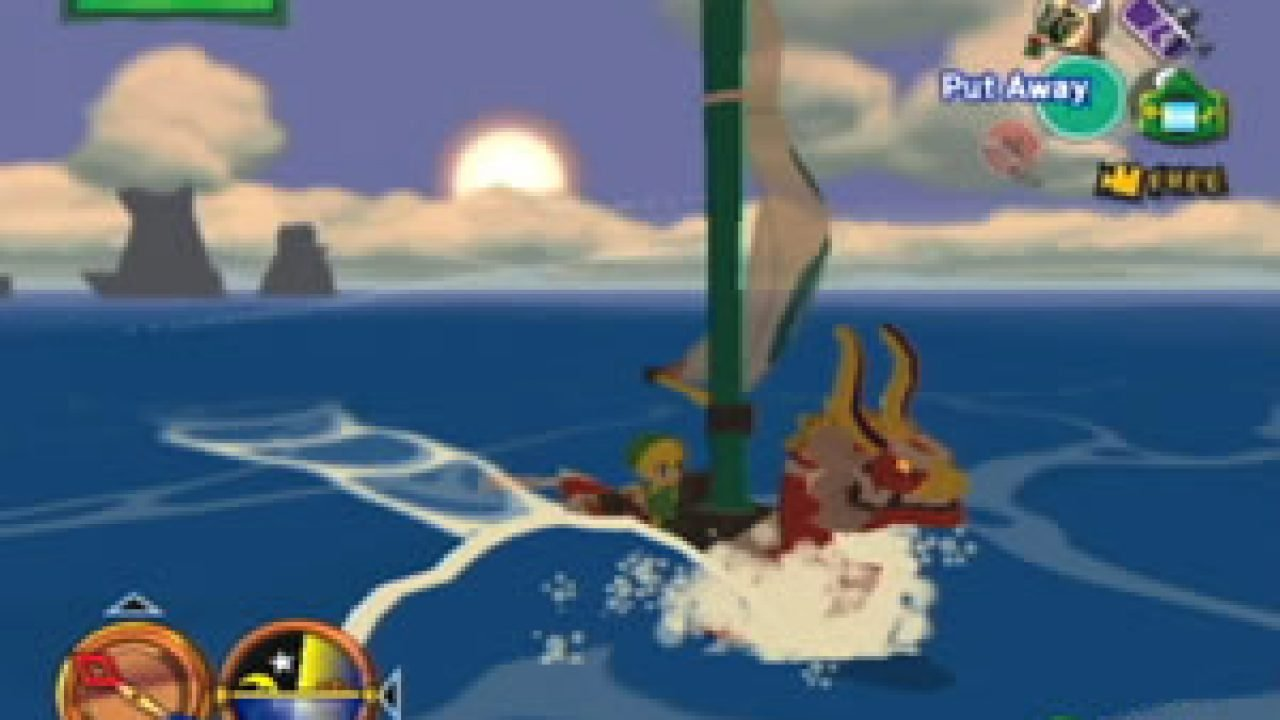 The Legend Of Zelda The Wind Waker Review Gamerevolution