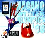 Box art - Nagano Winter Olympics '98