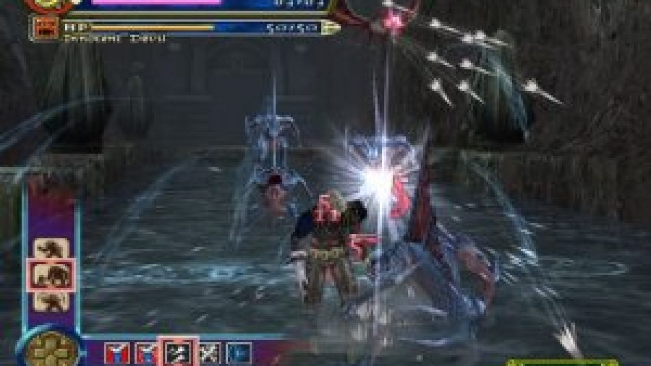 Castlevania Curse Of Darkness Review Gamerevolution