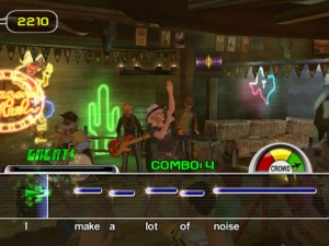 Box art - Karaoke Revolution Country