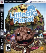 Box art - LittleBigPlanet