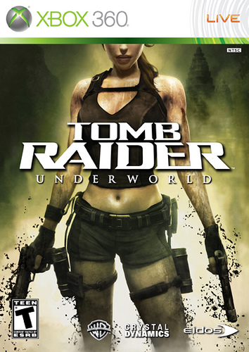 Box art - Tomb Raider: Underworld
