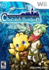 Box art - Final Fantasy Fables: Chocobo's Dungeon
