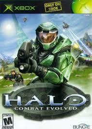 Box art - Halo: Combat Evolved