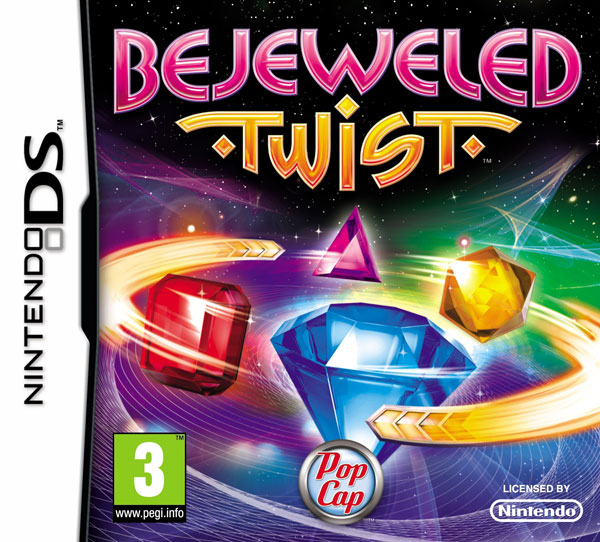 Box art - Bejeweled Twist