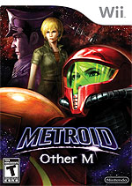Box art - Metroid: Other M