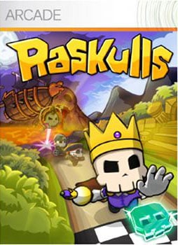 Box art - Raskulls