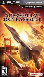 Box art - Ace Combat: Joint Assault