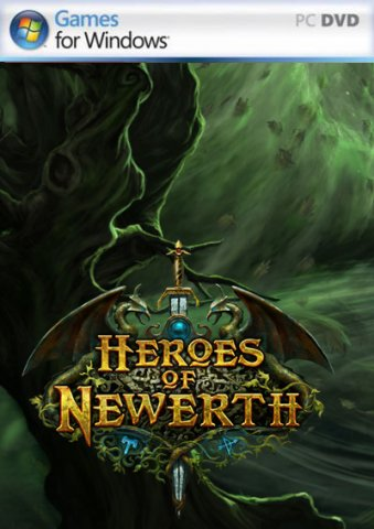 Box art - Heroes of Newerth