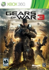 Box art - Gears of War 3