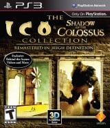 Box art - ICO and Shadow of the Colossus Collection