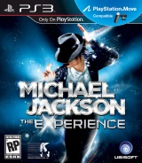Box art - Michael Jackson: The Experience