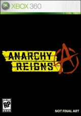 Box art - Anarchy Reigns