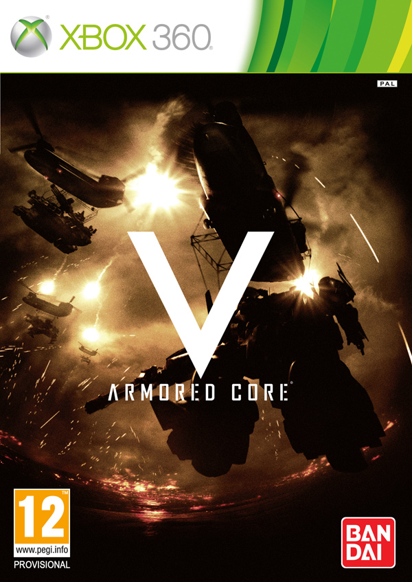 Box art - Armored Core 5