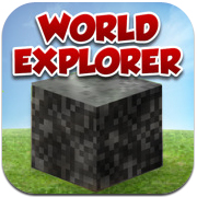 Box art - Minecraft World Explorer