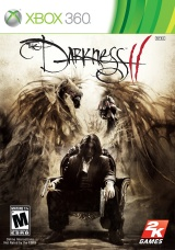 Box art - The Darkness II