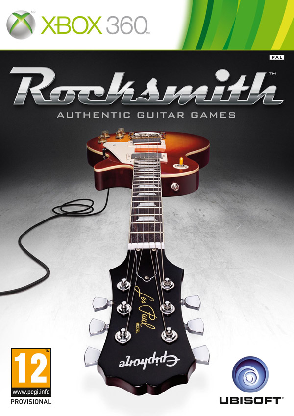 Box art - Rocksmith