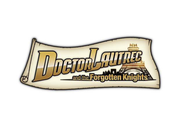 Box art - Doctor Lautrec and the Forgotten Knights