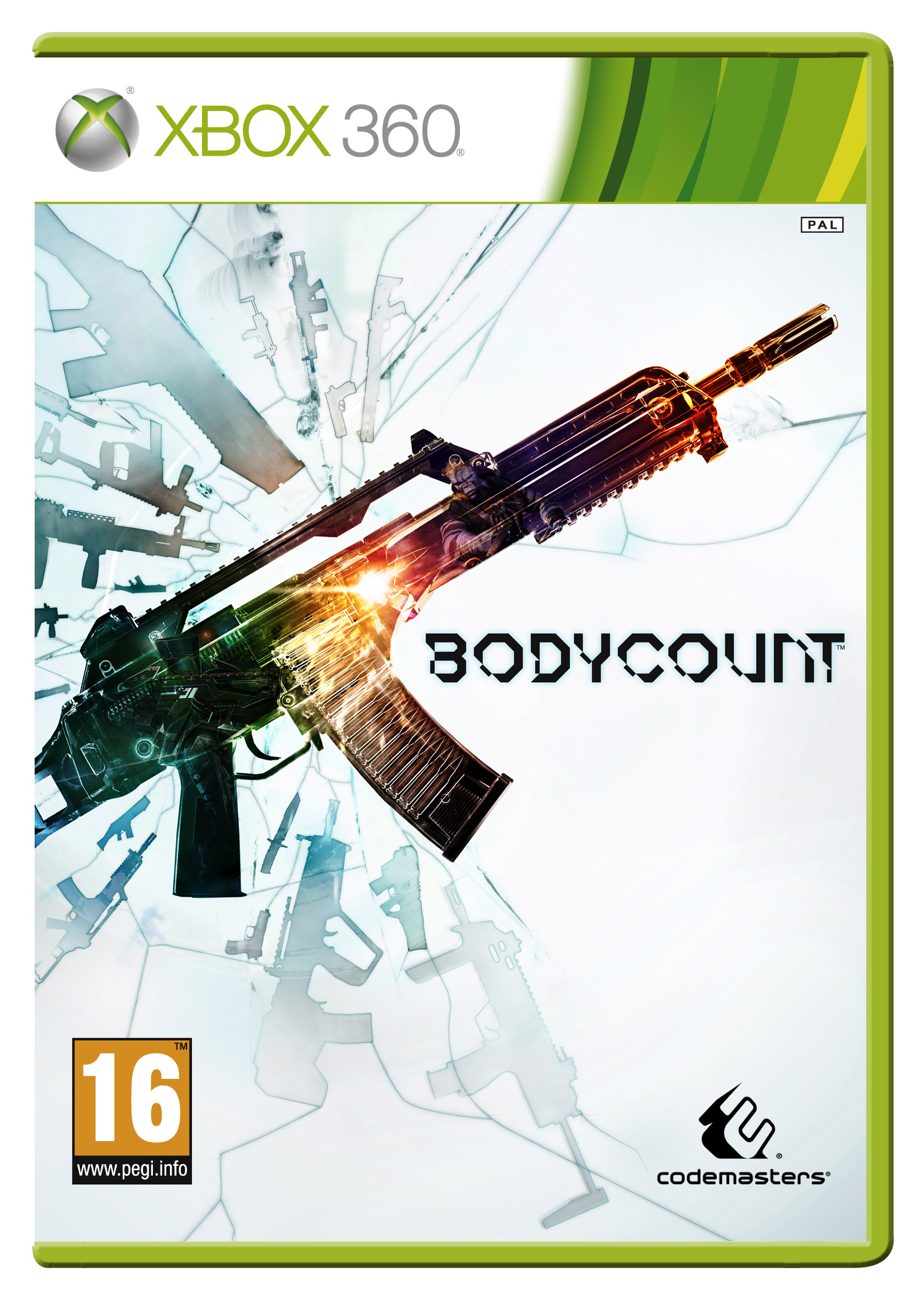 Box art - Bodycount