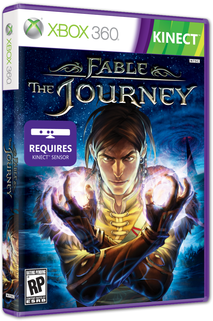 Box art - Fable: The Journey