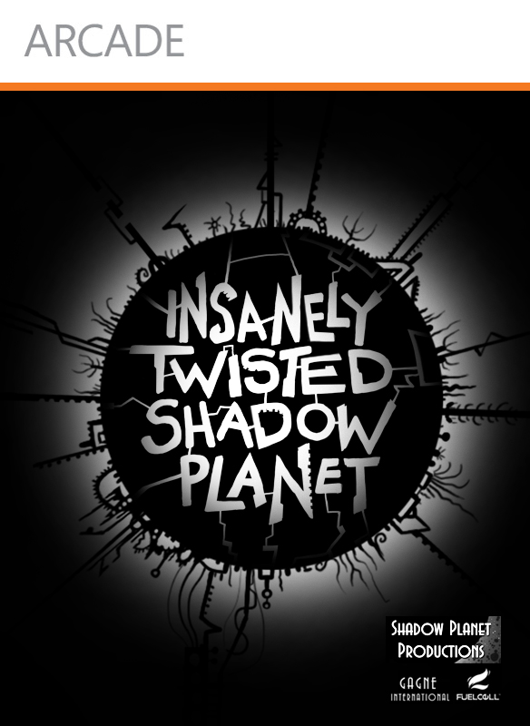 Box art - Insanely Twisted Shadow Planet