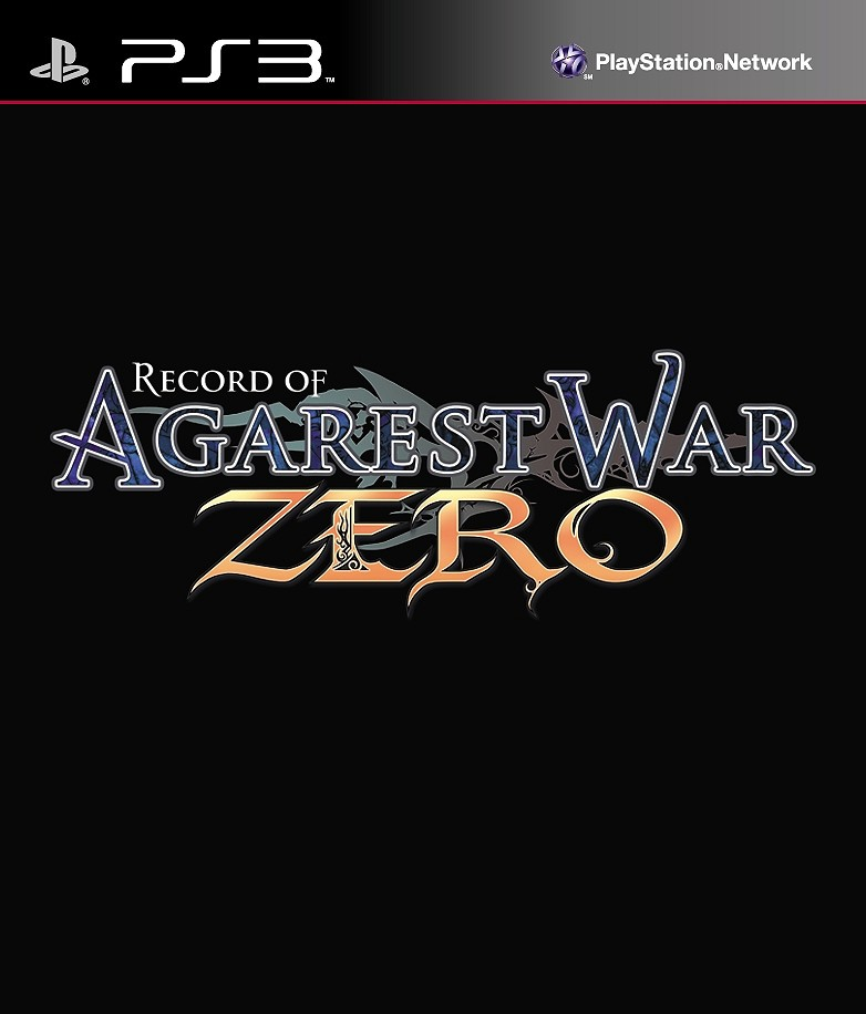 Box art - Record of Agarest War Zero
