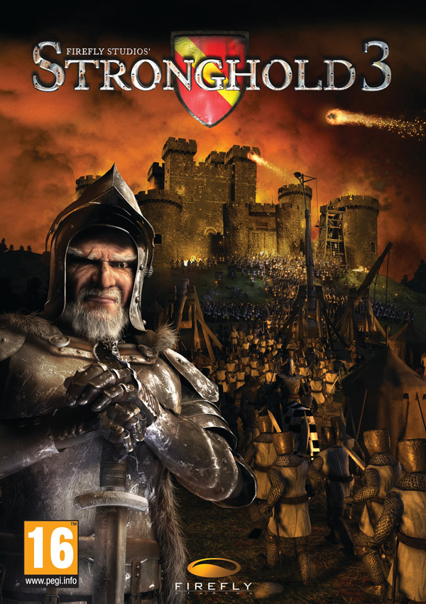 Box art - Stronghold 3