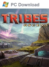Box art - Tribes: Ascend