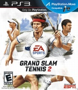 Box art - Grand Slam Tennis 2