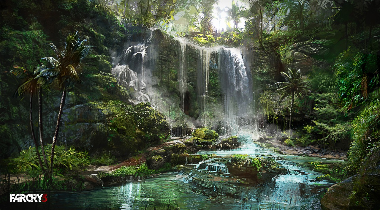 Island Living In Far Cry 3 Screens Gamerevolution