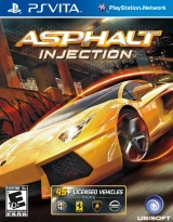 Box art - Asphalt Injection
