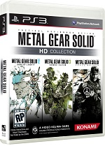 Box art - Metal Gear Solid HD Collection