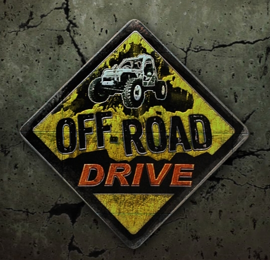 Box art - Off-Road Drive