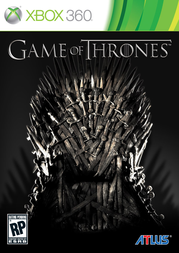Box art - Game of Thrones