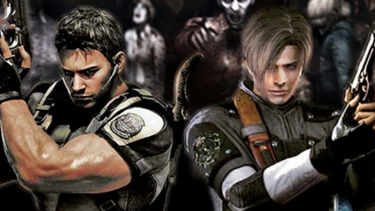 Resident Evil 6 Features Both Chris Redfield And Leon Kennedy Gamerevolution