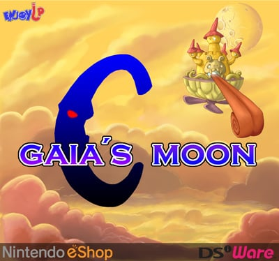 Box art - Gaia's Moon