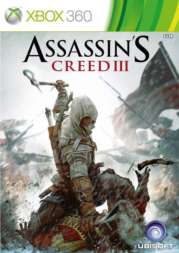 Box art - Assassin's Creed III