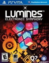 Box art - Lumines: Electronic Symphony