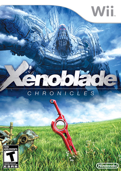 Box art - Xenoblade Chronicles