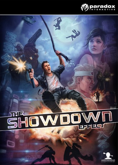 Box art - The Showdown Effect