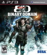 Box art - Binary Domain