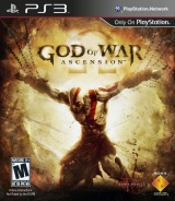 Box art - God of War: Ascension