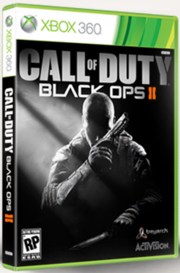 Box art - Call of Duty: Black Ops 2