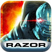 Box art - Razor: Salvation
