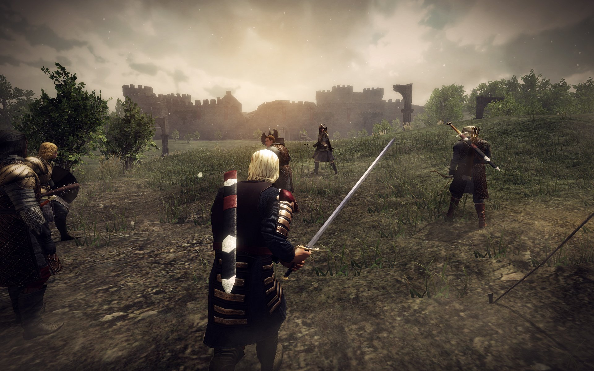 Game Of Thrones Mmorpg Will Be Called Seven Kingdoms Gamerevolution