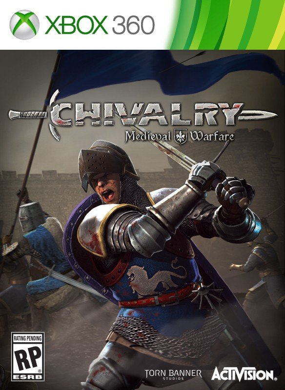 Box art - Chivalry: Medieval Warfare