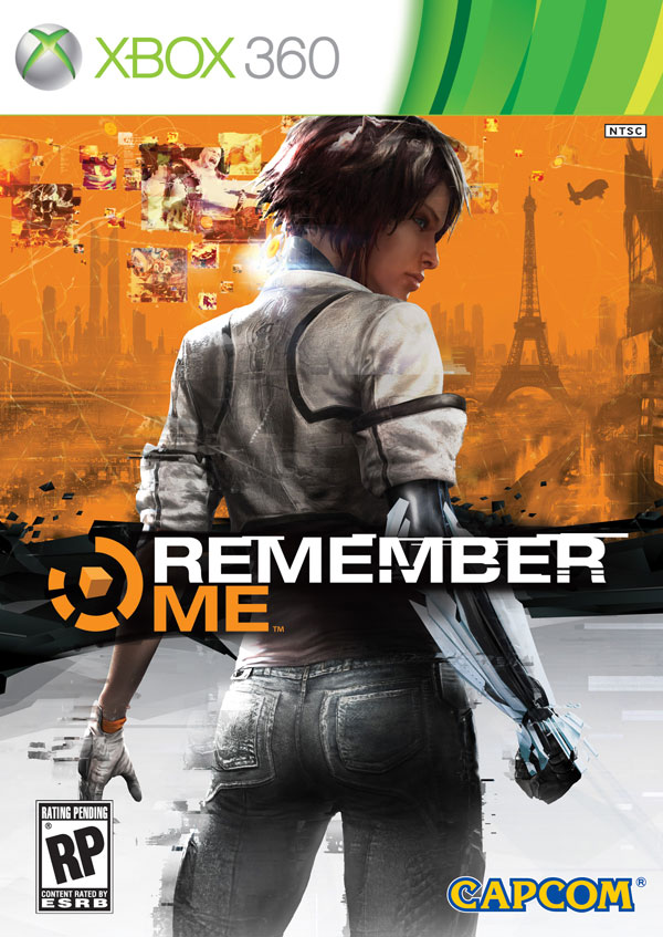 Box art - Remember Me