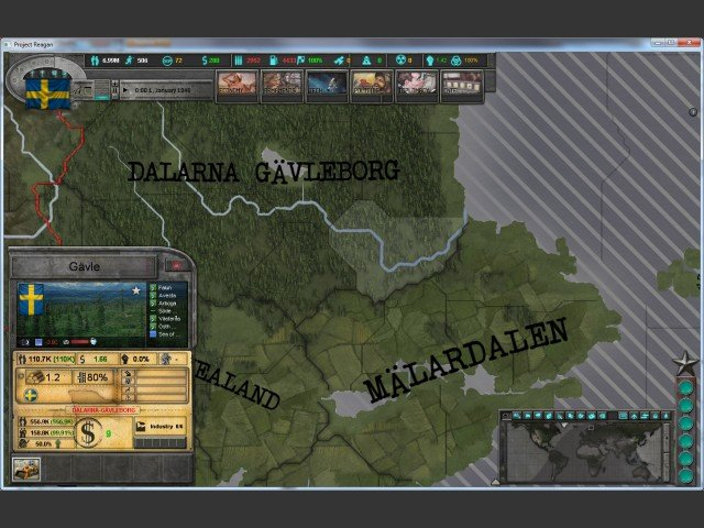 Box art - East vs West: A Hearts of Iron Game