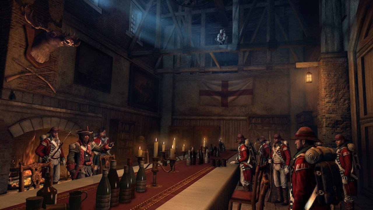 Assassin S Creed Iii Review Gamerevolution